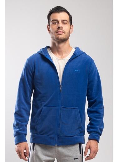 Slazenger Sweatshirt Mavi